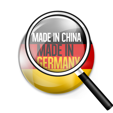 made in china: Made in Germany China