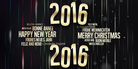 New Year: Wesołych Świąt i Szczęśliwego Nowego Roku