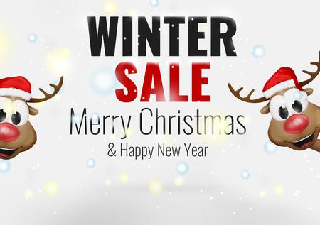 retail shop: Winter Sale