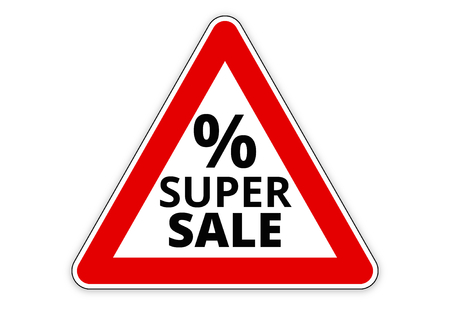 motorists: super sale percentage