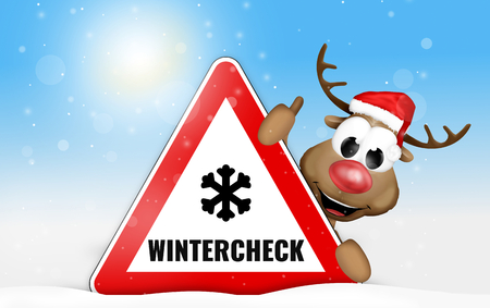 smoothness: German Language Wintercheck for winter check