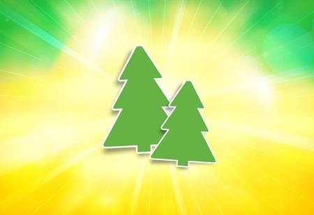 tannenbaum: two fir winter special