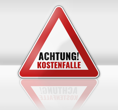 debt trap: German Language for Attention cost trap
