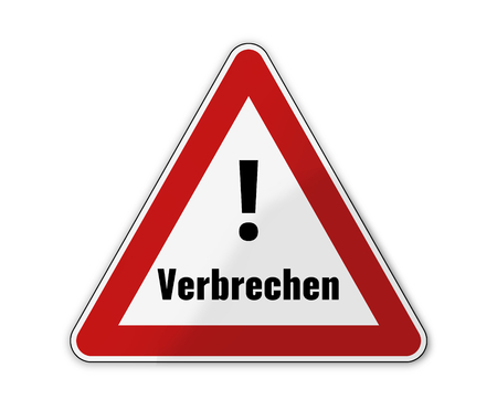 exceeded: german language for crime