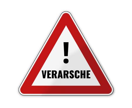 cheated: Verarsche