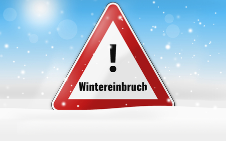 onset: german language for onset of winter