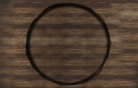 wood texture background: Hole Wood Background Texture Stock Photo