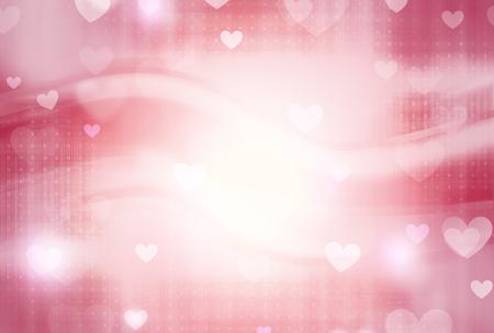 liebe: schönen Herzen Lizenzfreie Bilder