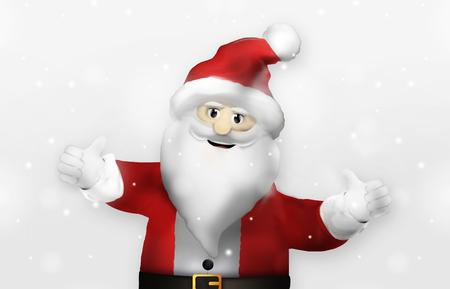 happy christmas: Happy Santa Claus christmas
