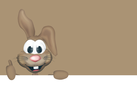 ad space: Easter Bunny