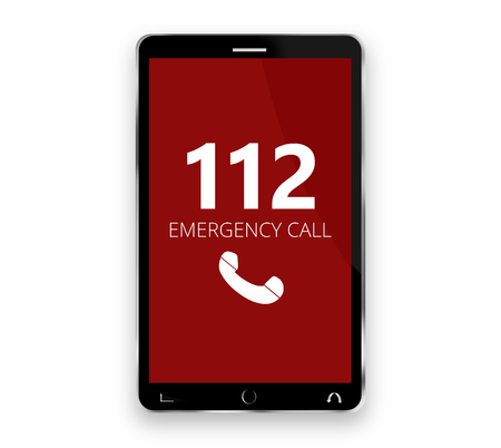 emergency call: emergency call 112
