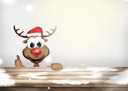 outdoor lights: Christmas festive background Stock Photo