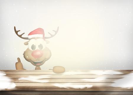 festive: Christmas festive background Stock Photo
