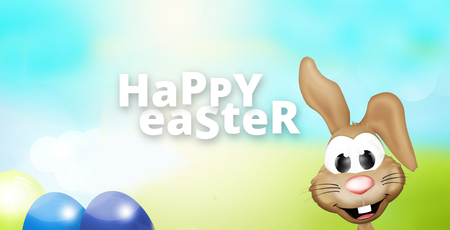 easter time: Easter Festive Easter Time Stock Photo