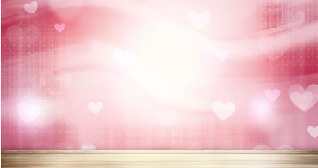 Herzen Hintergrund grafische Darstellung