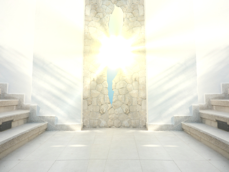 stairway: entrance to heaven