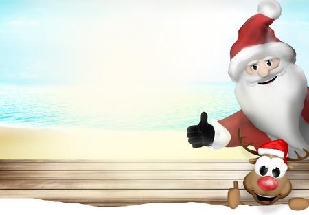 festive: Christmas festive