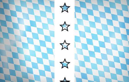 bavaria: Bavaria Flag stars