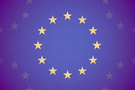 accession: European original flag colors designs
