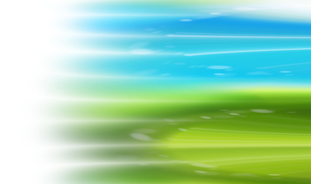 ligh: green ligh blue background nature friendly concept Stock Photo