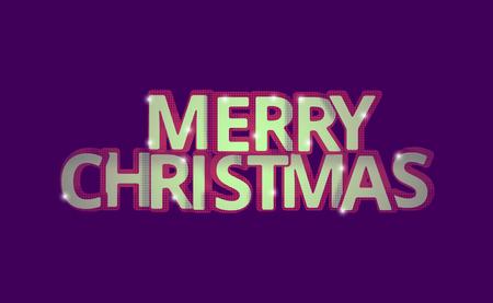 merry chrismas: merry chrismas 3d render festive red symbol graphic