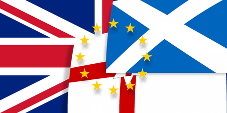 northern ireland: Northern Ireland Scotland Europe and United Kingdom Flags