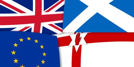northern ireland: Northern Ireland Scotland Europe and United Kingdom