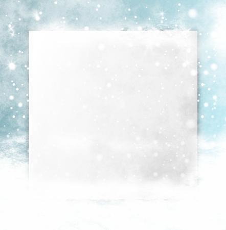 wish  list: Winter Wish List snow 3d render