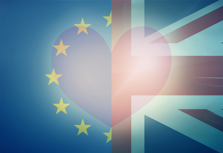 allied: Europe and United Kingdom in Love Background