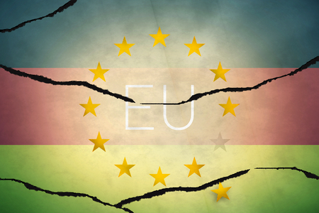 allied: EU germany states government flag regular design