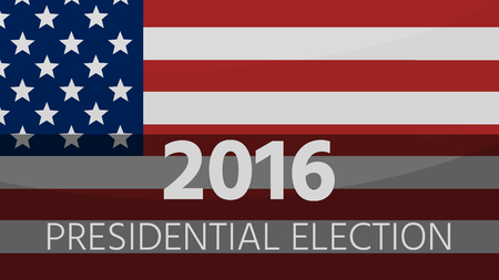 presidential: 2016 America Presidential Election background