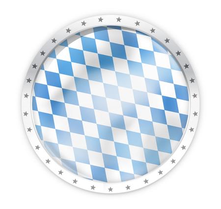 opacity: round opacity button icon 3d render isolated on white Stock Photo
