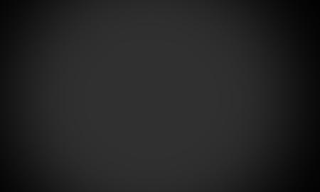 black: black background