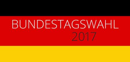 Bundestagverkiezing Duitsland 2017