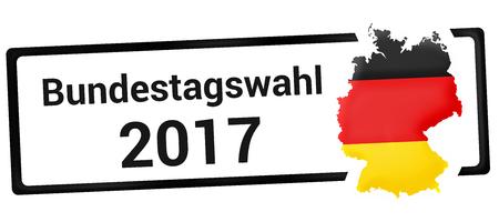 Bundestagswahl 2017.