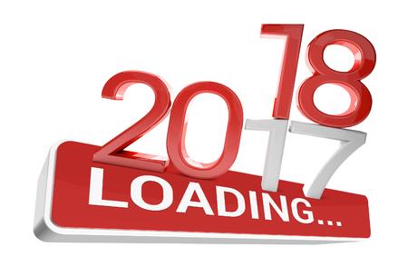 rende: 2018 loading 2017 3d rende