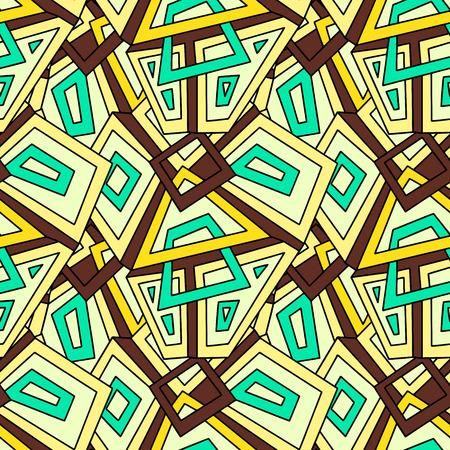 seamless pattern background: Nahtlose geometrische Muster f�r Mode-Textil, Stoff, Hintergr�nde. Nahtlose Muster, Hintergrund, Textur. Vector ornament. Dekorative Fliesen.