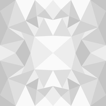 gray pattern: Abstract, geometric white background. Template for style design. Polygon, vector background.