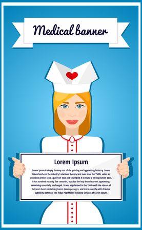 nurse cap: