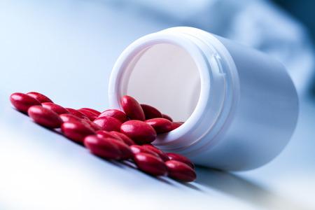 Pills Stock fotó