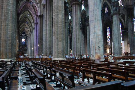 Milan, Italy - The Duomo Editöryel