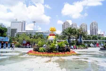 splendide: Shenzhen splendides villages China Folk Culture Banque d'images