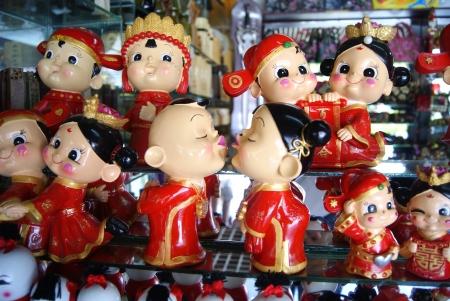 folk culture: Shenzhen de China espl�ndidas villas cultura tradicional