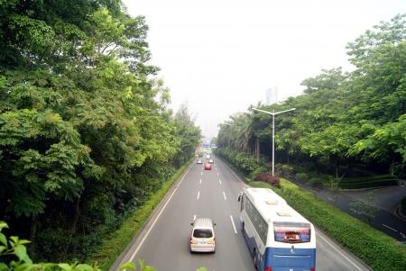 Shenzhen shennan avenue  Stock Photo - 14520791
