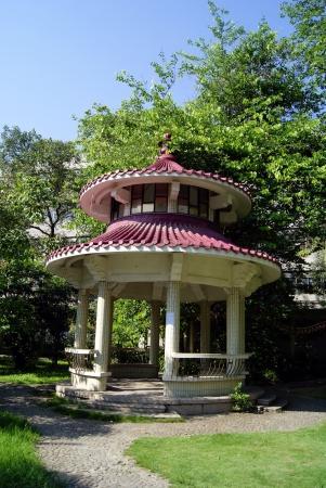 pavilion: pavilion