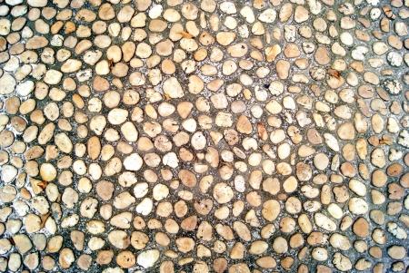 cobble: Terra Cobble Archivio Fotografico