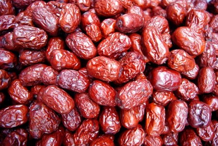 Red jujube  Stock Photo