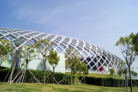 appearance: Shenzhen stadium