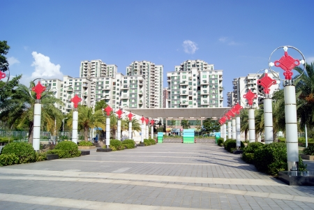Shenzhen xixiang sports center and its architecture