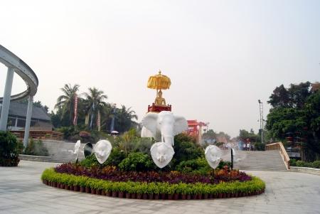 folk culture: Pueblos de cultura popular de China, China shenzhen s
